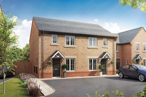 Taylor Wimpey - Spring Croft - Plot 131, The Haxby at Woodford Grange, Winsford, Woodford Grange, Woodford Lane CW7