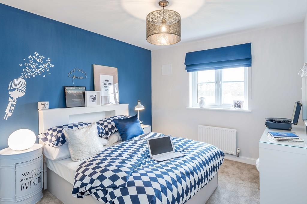 Dunbar Bedroom