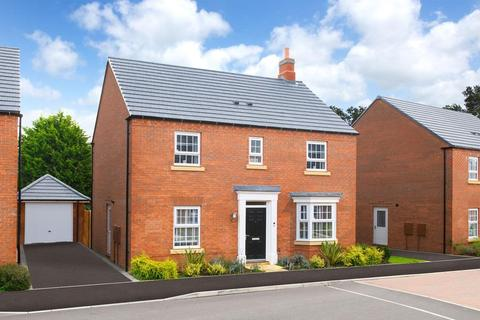 4 bedroom detached house for sale - Plot 316, Bradgate at Wigston Meadows, Newton Lane, Wigston LE18