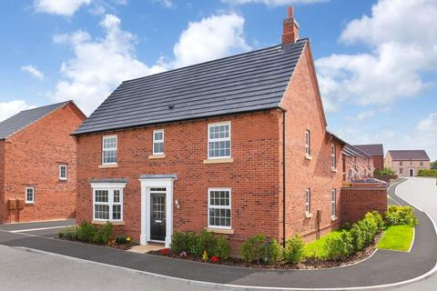 4 bedroom detached house for sale - Plot 302, Layton at Wigston Meadows, Newton Lane, Wigston LE18