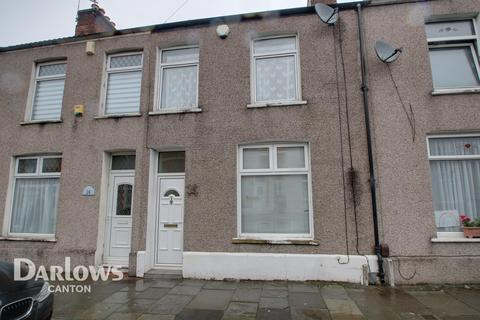 3 bedroom terraced house for sale - Durham Street, Cardiff