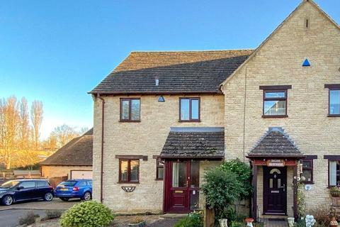 2 bedroom semi-detached house for sale - Langdale Gate, Witney, OX28