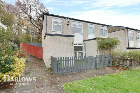 3 bedroom end of terrace house for sale - Awel Mor, Cardiff