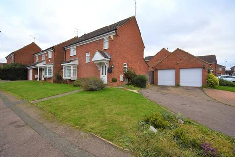 4 bedroom detached house for sale - Quickswood, Luton, Bedfordshire, LU3