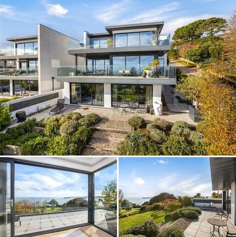 5 bedroom detached house for sale - Ilsham Marine Drive, Torquay, TQ1