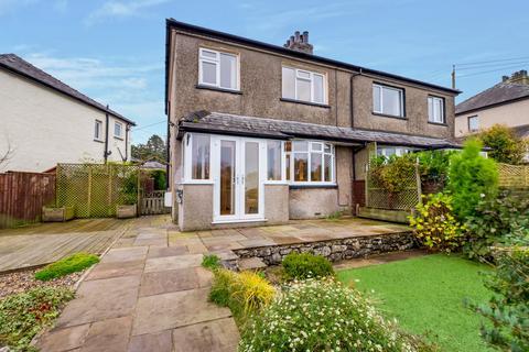 3 bedroom semi-detached house for sale - Nuns Avenue, Carr Bank, Milnthorpe
