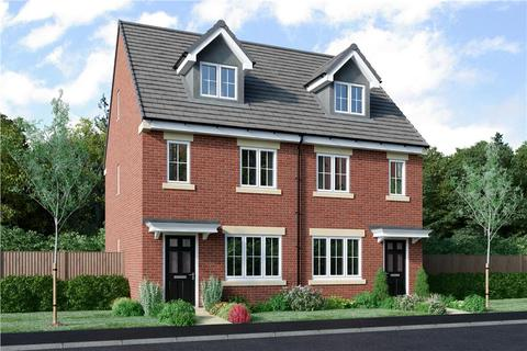 Miller Homes - Miller Homes at Meadow Hill - Plot 66, The Seeger at Stephenson Meadows, Stamfordham  Road NE5