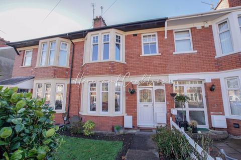 3 bedroom terraced house for sale - Ty Wern Avenue, Cardiff