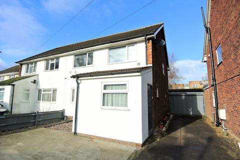 4 bedroom semi-detached house for sale - Everest Road, Stanwell, Staines-upon-Thames, TW19