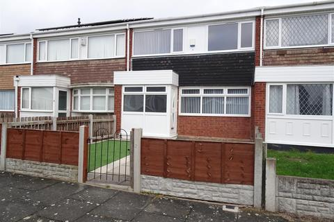3 bedroom terraced house to rent - Cromane Square, Hamstead, Birmingham, B43 5QS