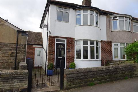 3 bedroom semi-detached house to rent - Slinn Street, Crookes, Sheffield, S10 1NY