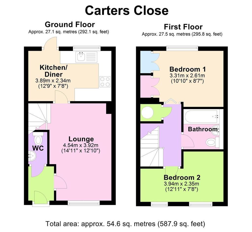 Floorplan: 2 Carters Cl   Floorplan.JPG