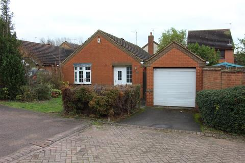 2 bedroom detached bungalow for sale - Kingsbridge Crescent, Anstey Heights, Leicester