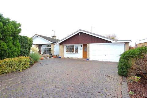 3 bedroom detached bungalow for sale - Branting Hill Grove, Glenfield