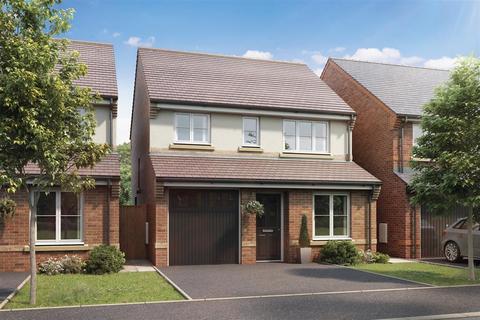 3 bedroom detached house for sale - The Aldenham - Plot 35 at The Coopers, Branston Locks, Land at Branston Road DE14