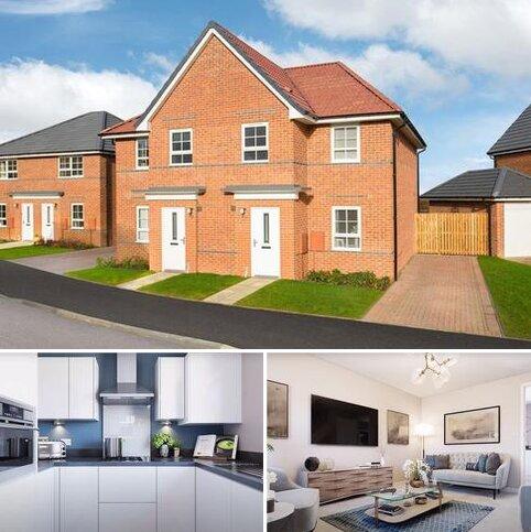3 bedroom semi-detached house for sale - Plot 644, Palmerston at Burton Woods, Rosedale, Spennymoor, SPENNYMOOR DL16