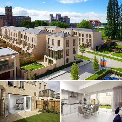 3 bedroom end of terrace house for sale - Plot 133, Clementhorpe V1 at The Chocolate Works, York, Bishopthorpe Road, York, YORK YO23