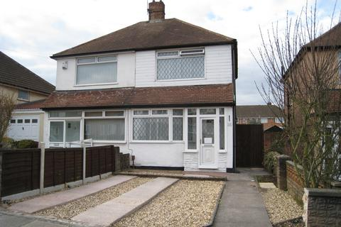 2 bedroom semi-detached house to rent - Southgate Road, Great Barr, BIRMINGHAM