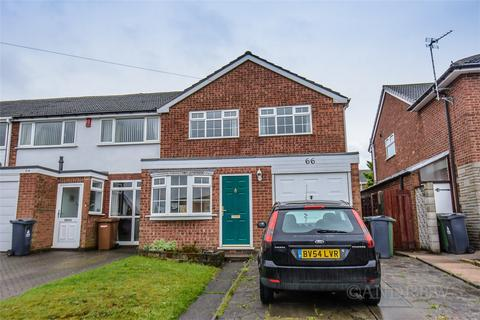 3 bedroom end of terrace house to rent - Lilac Avenue, Streetly, SUTTON COLDFIELD