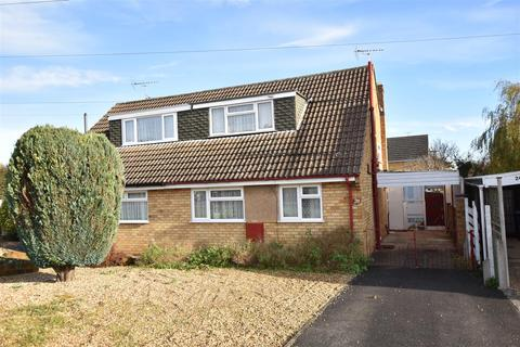 2 bedroom semi-detached bungalow for sale - Northleigh Grove, Market Harborough