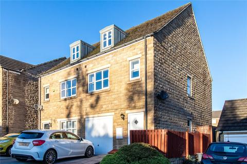 3 bedroom semi-detached house - Honey Hall Ing, Off Longhill Road, Ferndale, Huddersfield, HD2