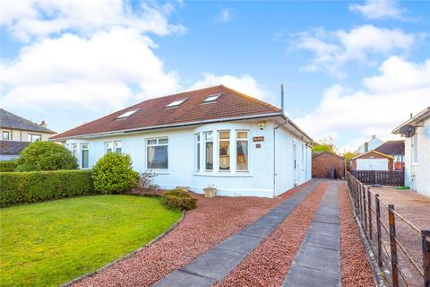 3 bedroom semi-detached bungalow for sale - 15 Birkhall Avenue, Cardonald, Glasgow, G52