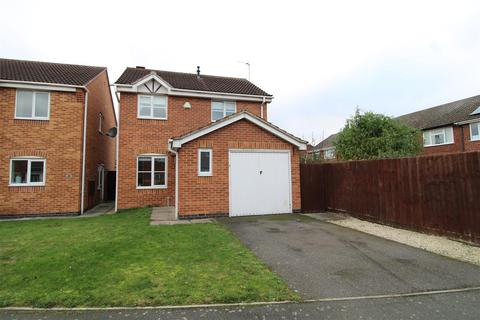 3 bedroom detached house for sale - Broughton Drive, Newark