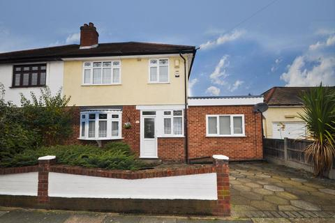 3 bedroom semi-detached house for sale - Boscombe Avenue, Hornchurch, Essex, RM11