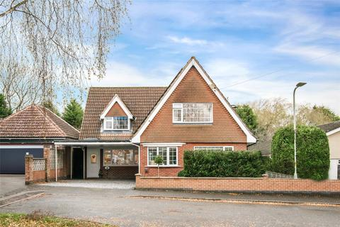 5 bedroom detached house for sale - Shepherd Close, Kirby Muxloe, Leicester