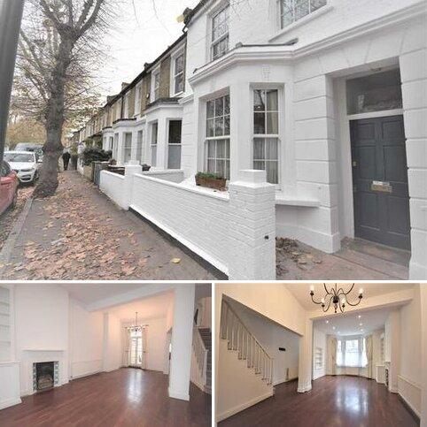 3 bedroom terraced house to rent - Elliott Road, Chiswick