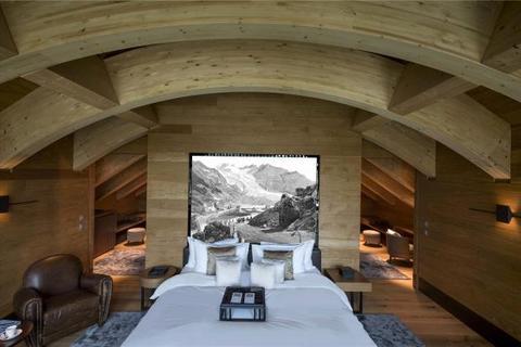 3 bedroom penthouse - The Chedi Andermatt, Andermatt, Switzerland