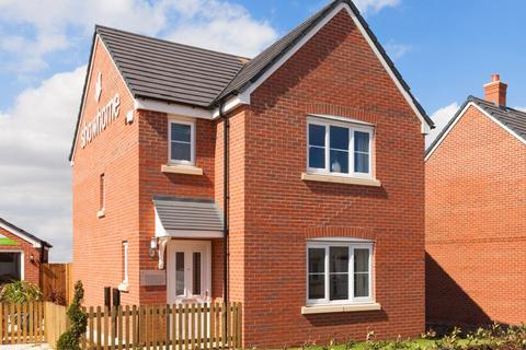 3 bedroom detached house for sale - Plot 90, The Hatfield  at Meadow View, Burrington Close B97