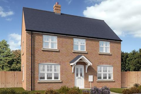 3 bedroom detached house for sale - Plot 93, The Clayton at Meadow View, Burrington Close B97