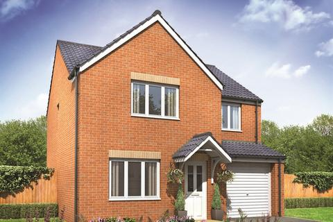 4 bedroom detached house for sale - Plot 89, The Roseberry at Meadow View, Burrington Close B97