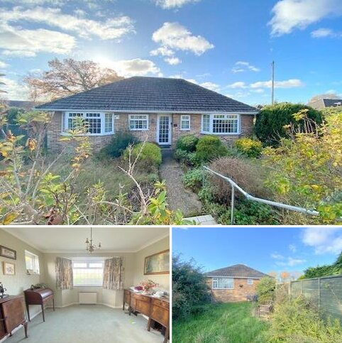 2 bedroom detached bungalow for sale - Coventry Crescent, Poole, BH17 7HN