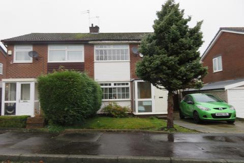 3 bedroom semi-detached house to rent - Hinton Close, Bamford, OL11