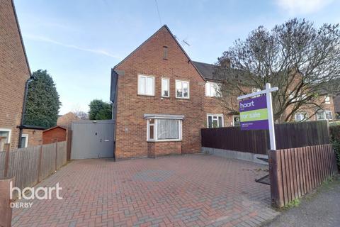 3 bedroom semi-detached house for sale - Ridgeway, Chellaston