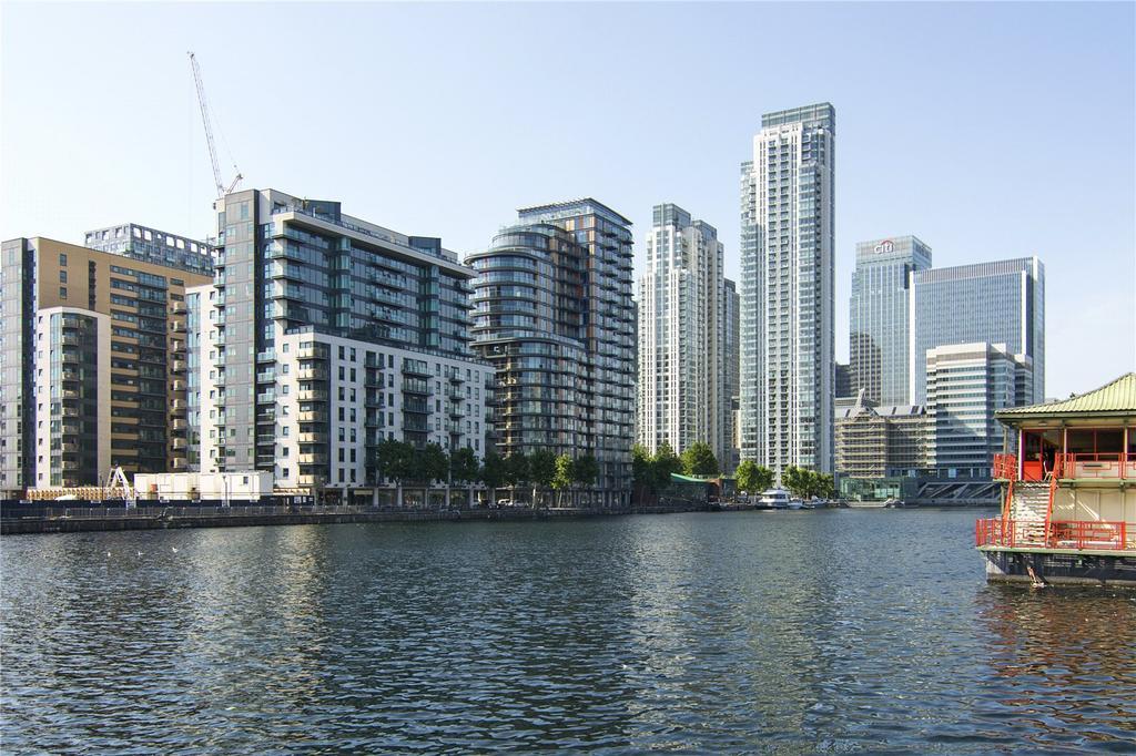 Millwall Dock View 2