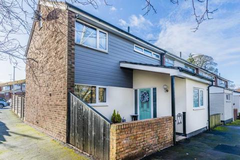 3 bedroom end of terrace house for sale - Salop Walk, Macclesfield