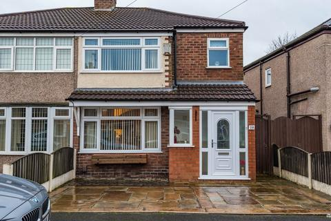 3 bedroom semi-detached house for sale - Kenwright Crescent, Sutton, St. Helens