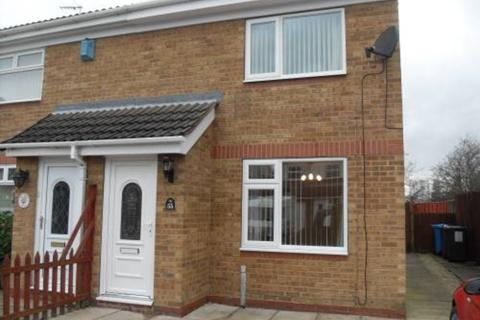 3 bedroom semi-detached house to rent - Tudor Drive, Hull