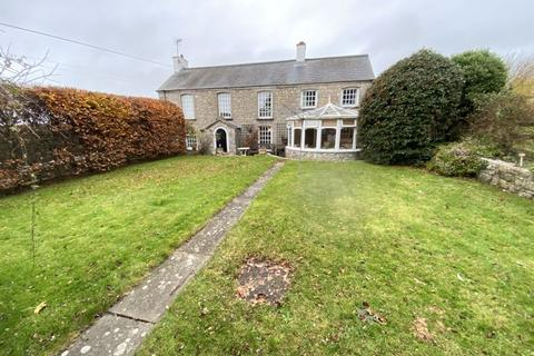 4 bedroom detached house for sale - Ash Cottage, Broughton, The Vale of Glamorgan, CF71 7QR
