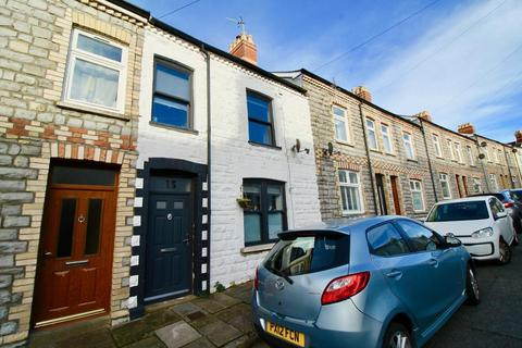 3 bedroom terraced house for sale - King Street, Penarth, CF64 1HQ