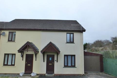 2 bedroom semi-detached house for sale - The Clicketts, Tenby, SA70