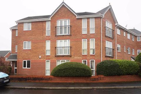 2 bedroom apartment - Greetland Drive, Manchester