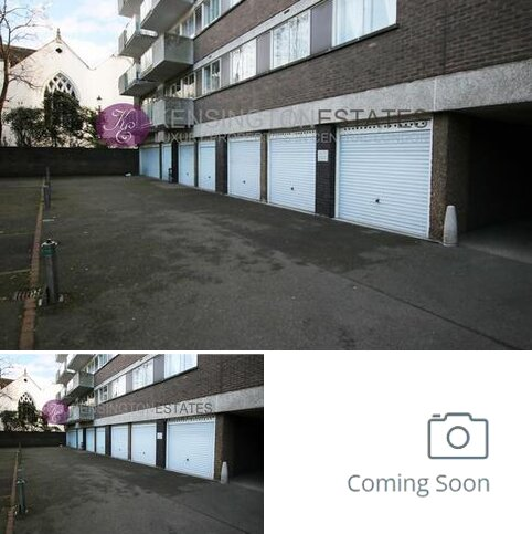 Garage for sale - Warwick Gardens, London W14