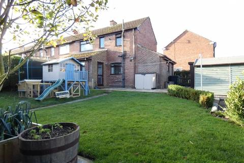 2 bedroom end of terrace house for sale - Wear View, Byers Green