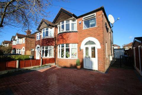 3 bedroom semi-detached house for sale - Burton Avenue, Timperley