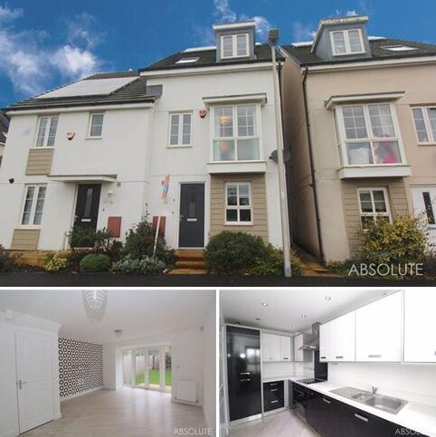 3 bedroom semi-detached house to rent - Sand Grove, Exeter