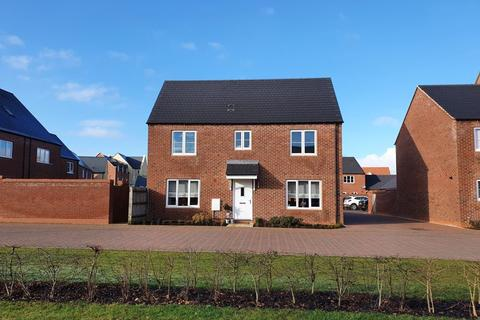 4 bedroom detached house for sale - Songthrush Road, Bodicote